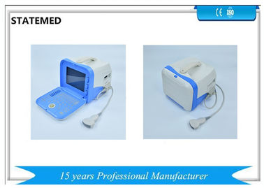 Portable Cow Veterinary Ultrasound Scanner Depth Display 190mm For Pregnancy Test